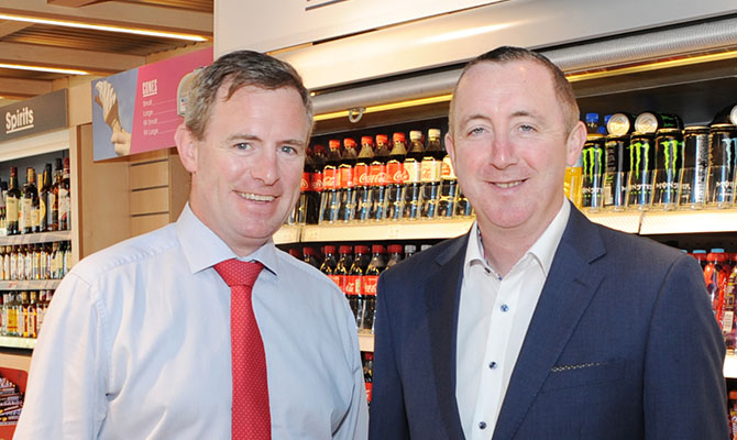 Brian and Kevin Herlihy