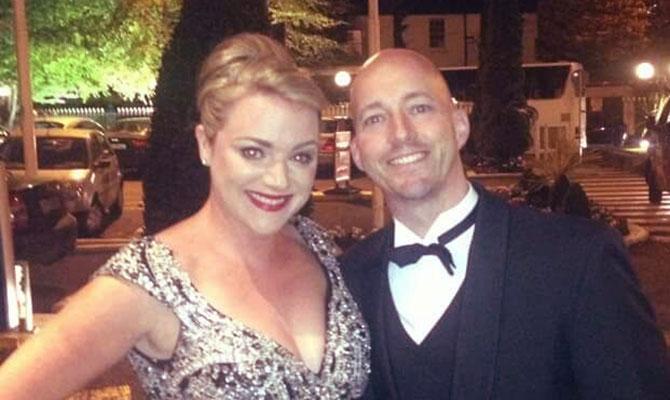 Eileen and Jason Denham