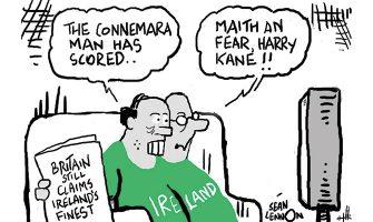 Lennon - Harry Kane