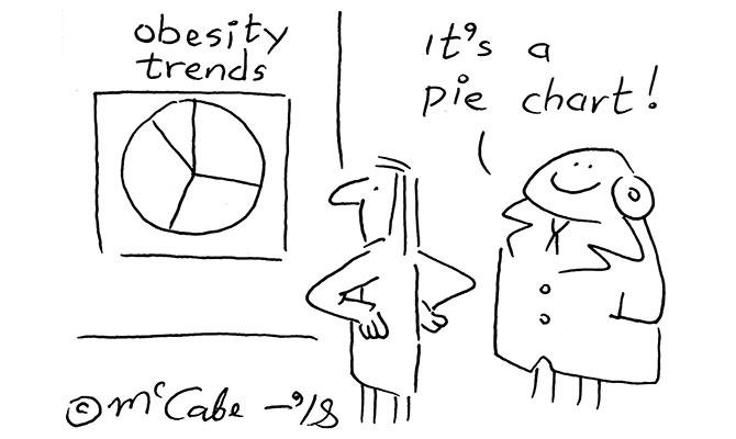McCabe - pie chart