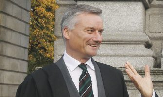 Paddy Prendergast