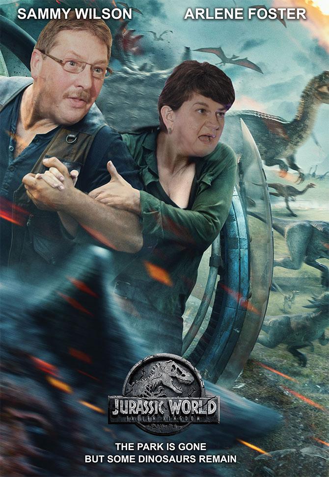 Jurassic World DUP
