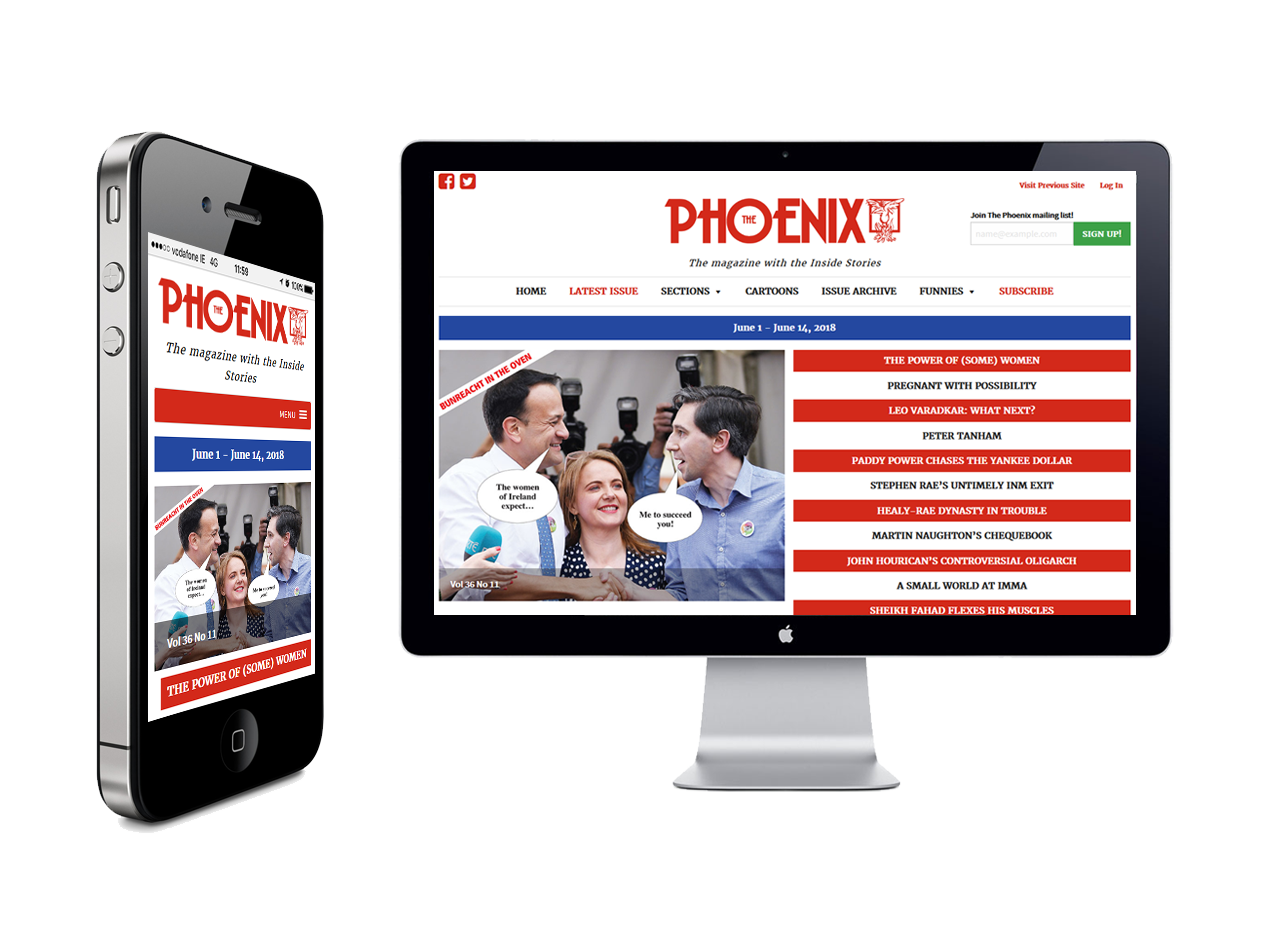 Subscribe to the Phoenix Online