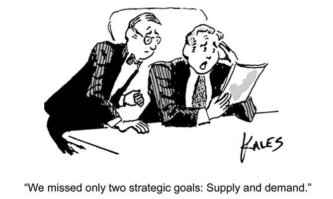 Paul Kales - strategic goals