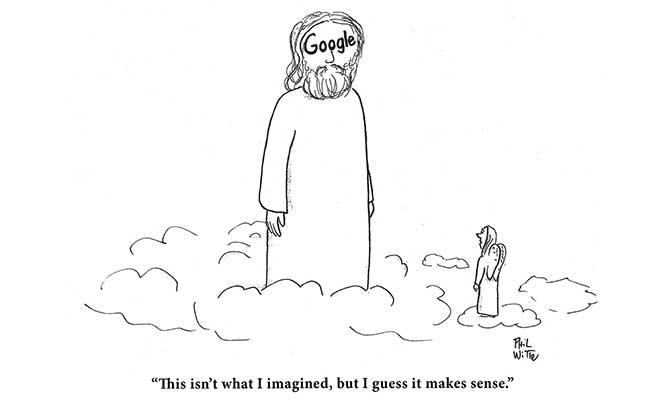 Phil Witte - Google God