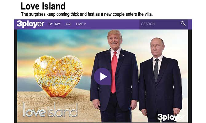 Phoenix Love Island