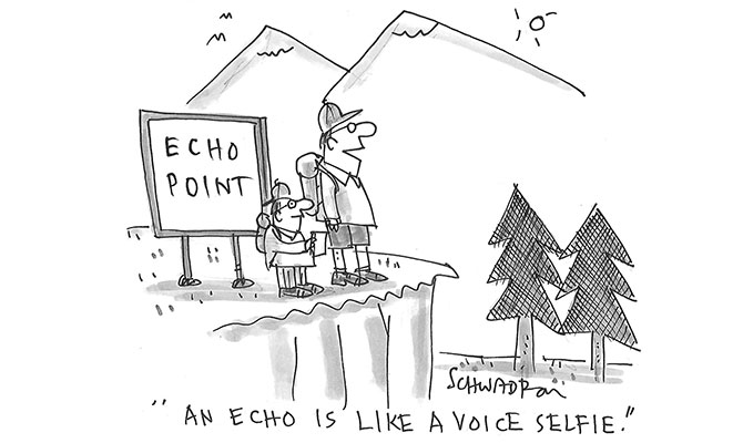 Schwadron - Voice Selfie