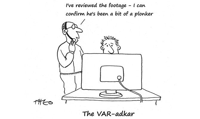 Theo - The VAR-adkar