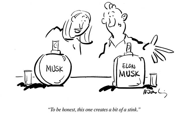 Dowling - Elon Musk