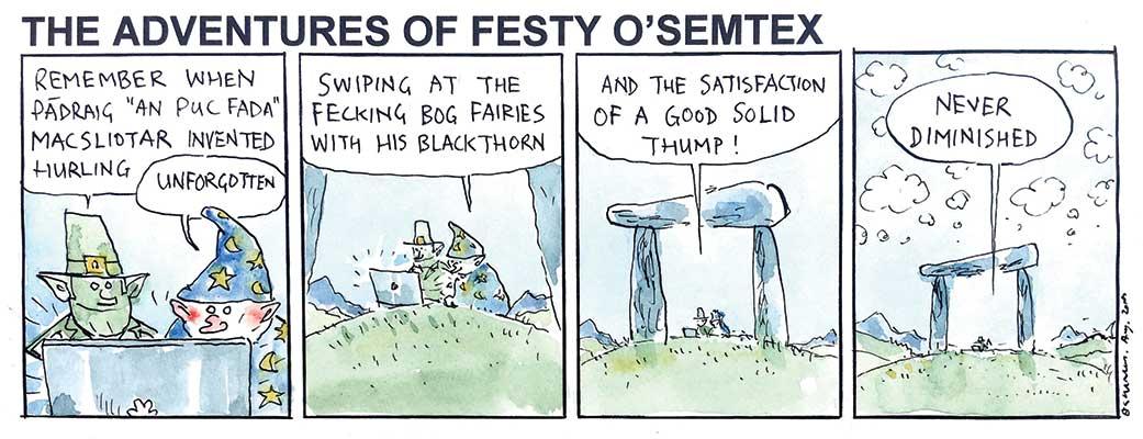 Festy O'Semtex 3616