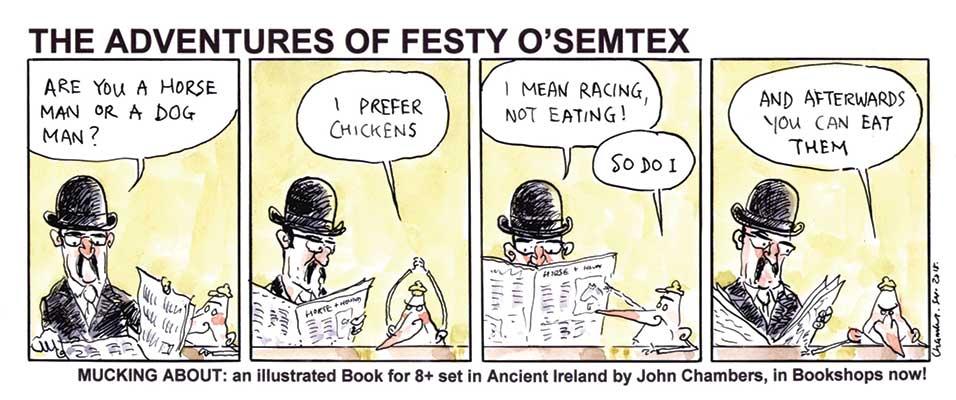 Festy O'Semtex - 3619