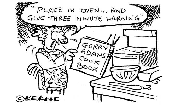 Keane - Adams Cook Book