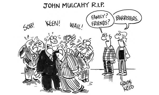 Keyes - John Mulcahy RIP