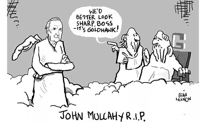 Lennon - John Mulcahy RIP