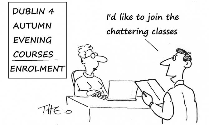 Theo - Chattering classes