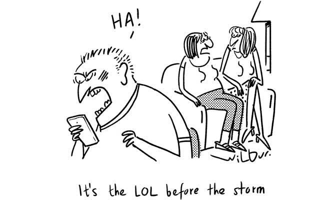 Wilbur - Lol before storm