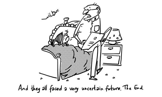 Wilbur - Uncertain future