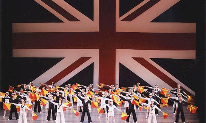 Border Dancing