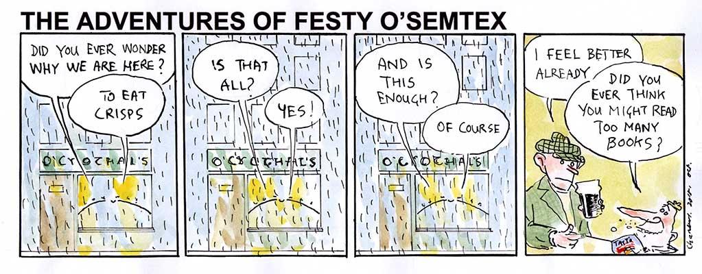 Festy O'Semtex 3622