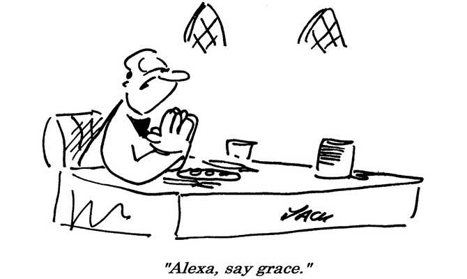 Jack - Alexa say Grace