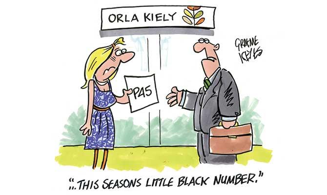 Keyes - Orla Kiely p45