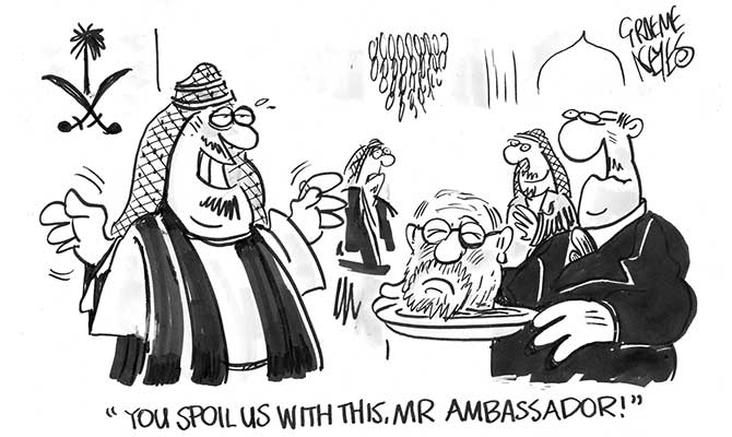 Keyes - Spoil us Mr Ambassador2