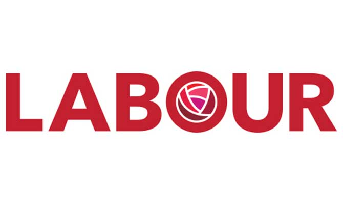 Labour Party Ireland logo