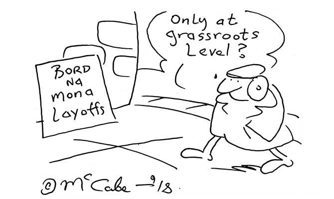McCabe - Bord na Mona