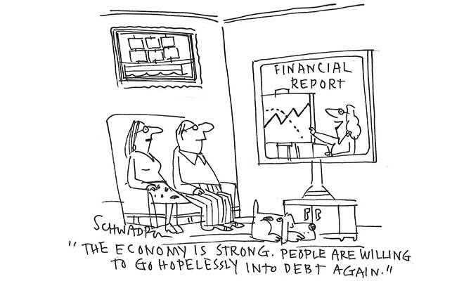 Schwadron - Into debt again