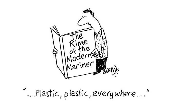 Bernie - plastic, plastic