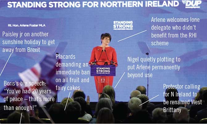 DUP-conference