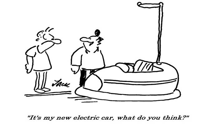 Jack - Electric Car