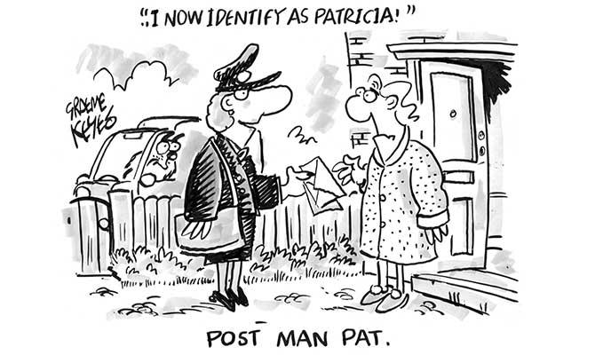 Keyes - Post-man Pat