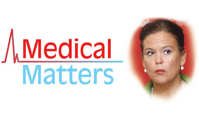 Medical Matters - Mary-Lou