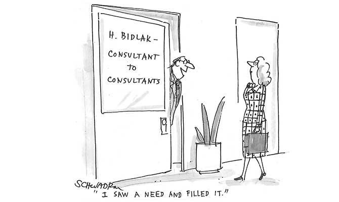Schwadron - to consultants