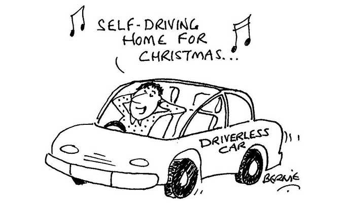 Bernie - Self-drive
