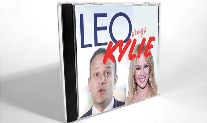 Leo Kylie new CD