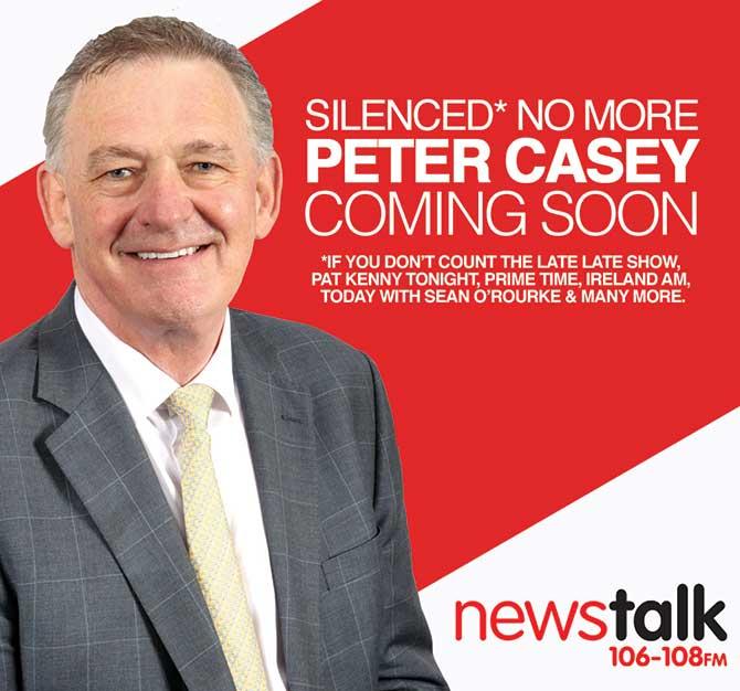 Newstalk Casey