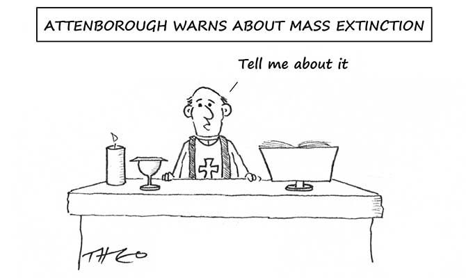 Theo - Mass extinction