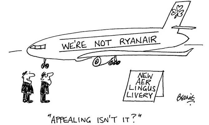 Bernie - Not Ryanair