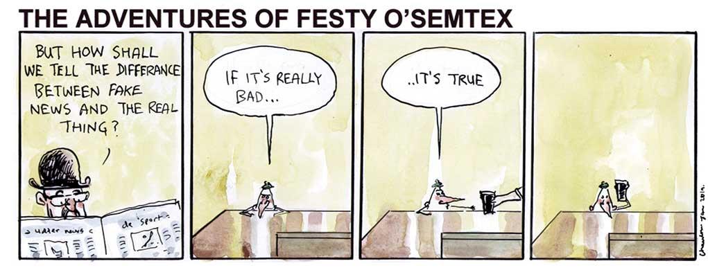 Festy - Fake News