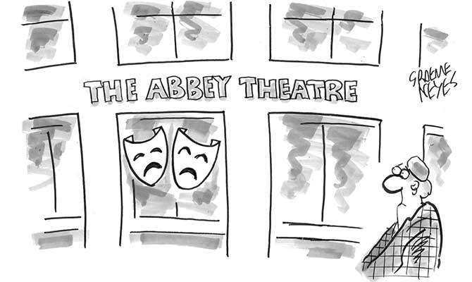 Keyes - Abbey Theatre