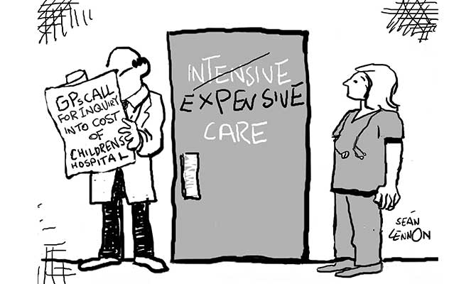 Lennon - Hospital cost