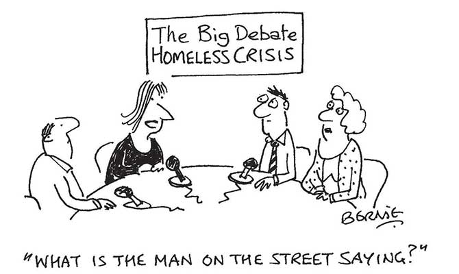 homeless-debate