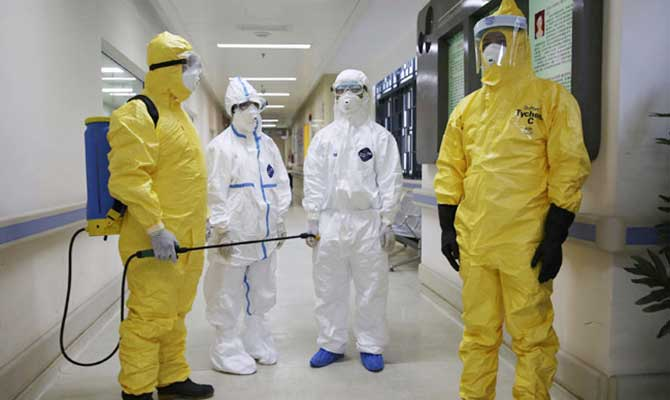 suits ebola sold