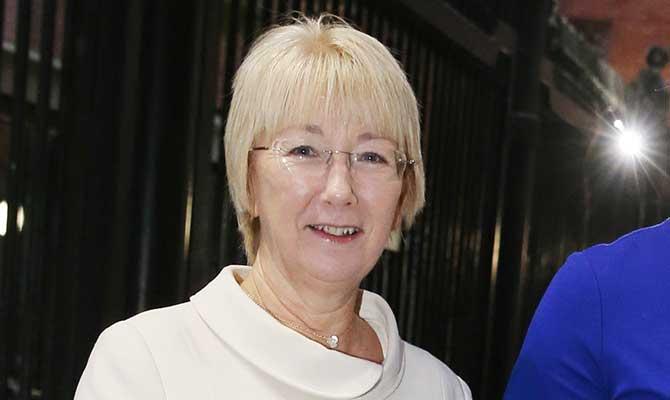 Mary Hanafin