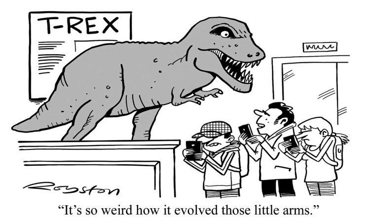 Royston - T-rex