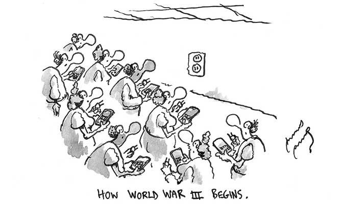Scott Masear - WWIII begins