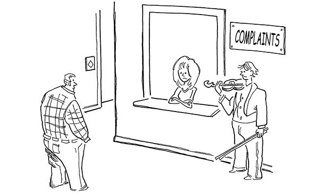 Am - Violin Complaint