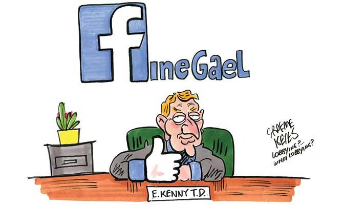 Keyes - Fine Gael